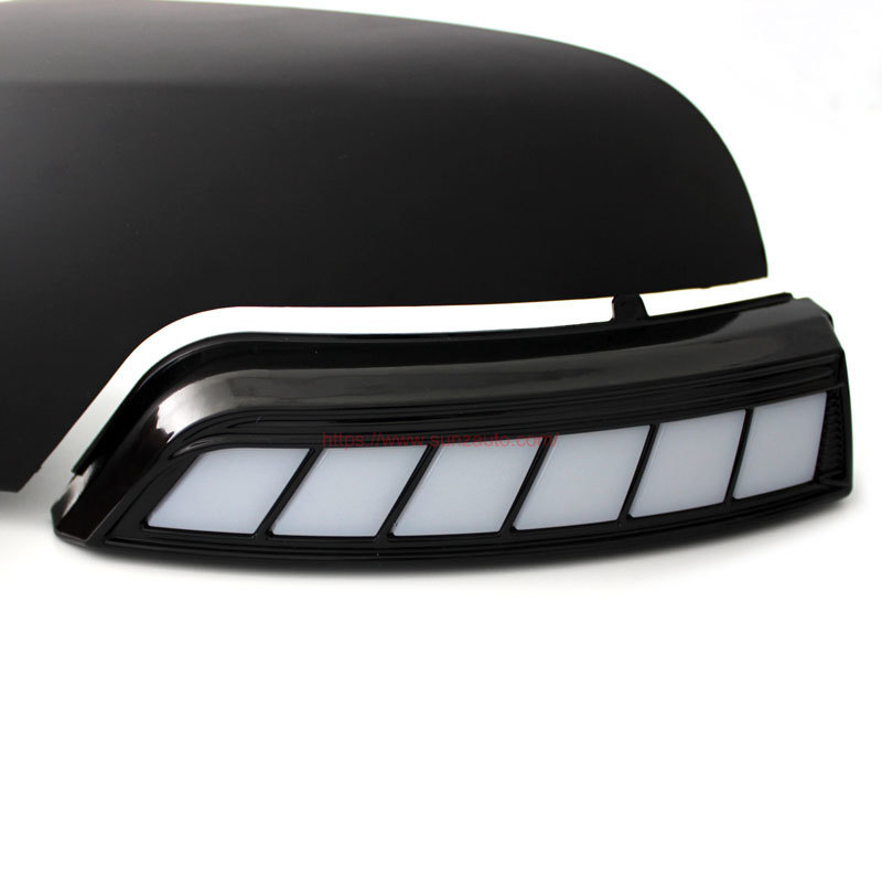 RANGER 15 DOOR MIRROR COVER WITH LED