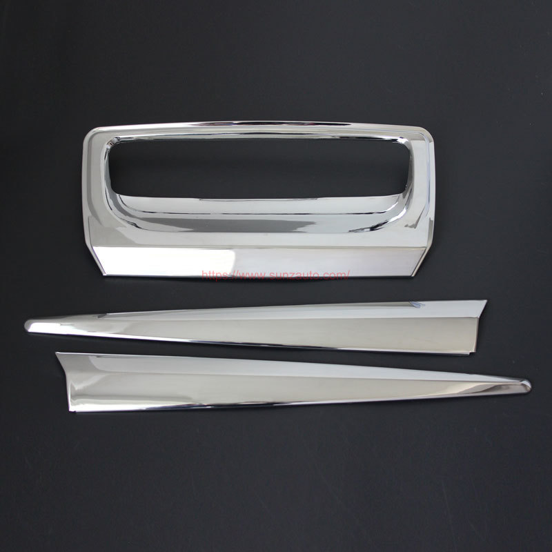 D-MAX 16 TAIL GATE COVER