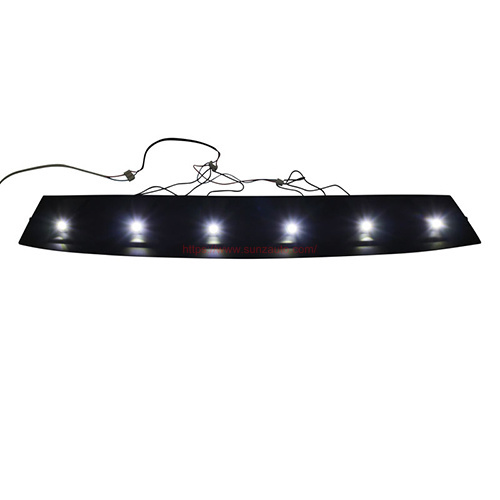 RANGER 18 FRONT ROOF COVER WITH LED