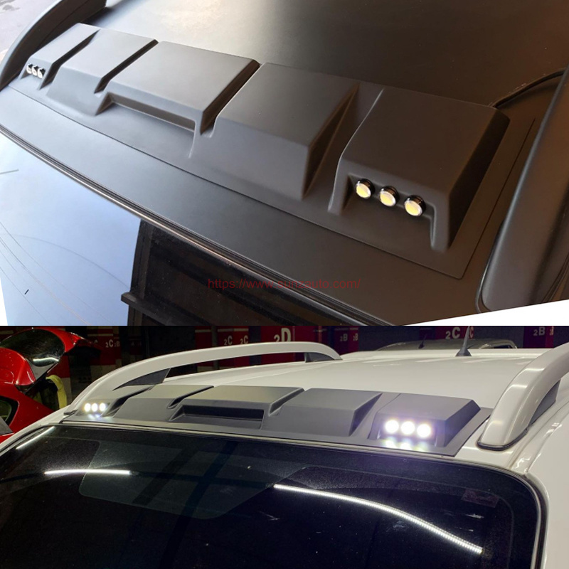 NP300 14 FRONT ROOF COVER
