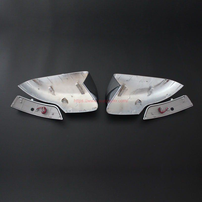 BT-50 12  DOOR MIRROR COVER WITH LED