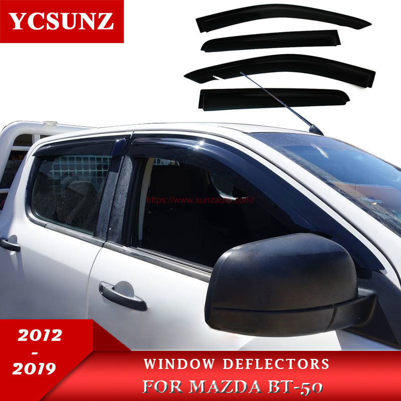 bt-50 2012-2019 DOOR VISOR