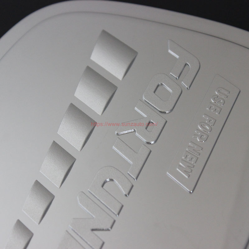 FORTUNER 15 TANK COVER