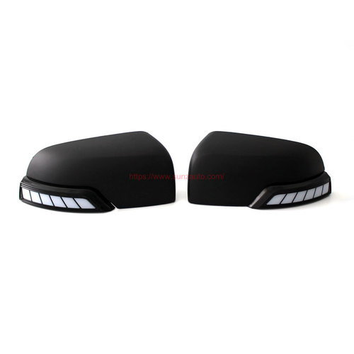 EVEREST 15  DOOR MIRROR COVER WITH LED