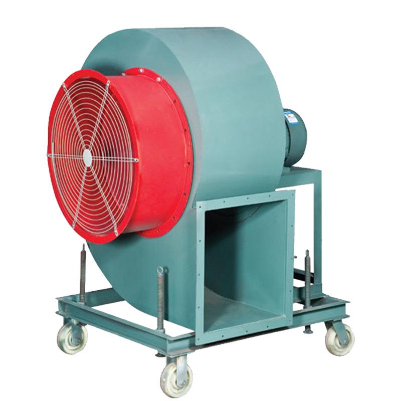 L4-72 Mobile Centrifugal Fan Grain Depot Air Supply Ventilation Grain Silo Ventilation Fan Chemical Plant Waste Gas Treatment