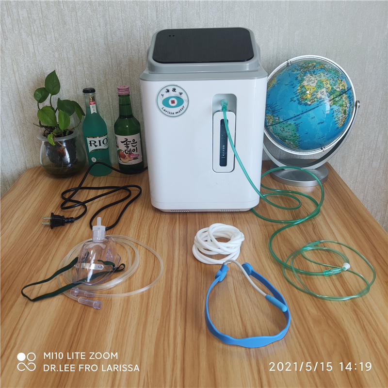 Household Portable Oxygen Concentrator Mini Oxygenerator Medical