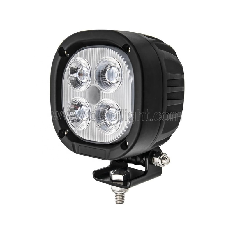 40w bright led work light working lamp offroad Agricultural Light