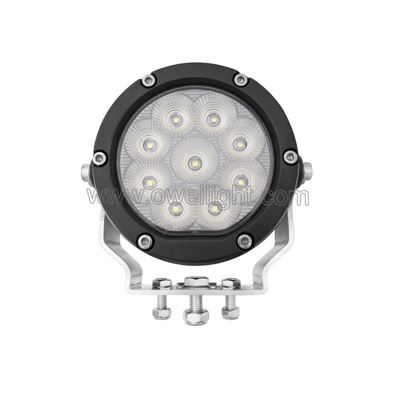 Emark Factory High Power 90W P68 Offroad Truck Round LED Driving Lights