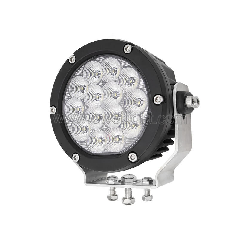 Emark Factory High Power 140W P68 Offroad Truck Round LED Driving Lights