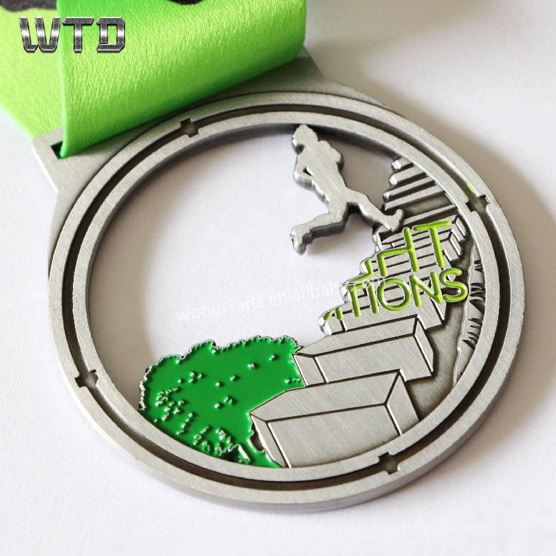 china wholesale souvenir metal medal
