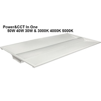 Troffer 2x4 Power&CCT In One 1G Series