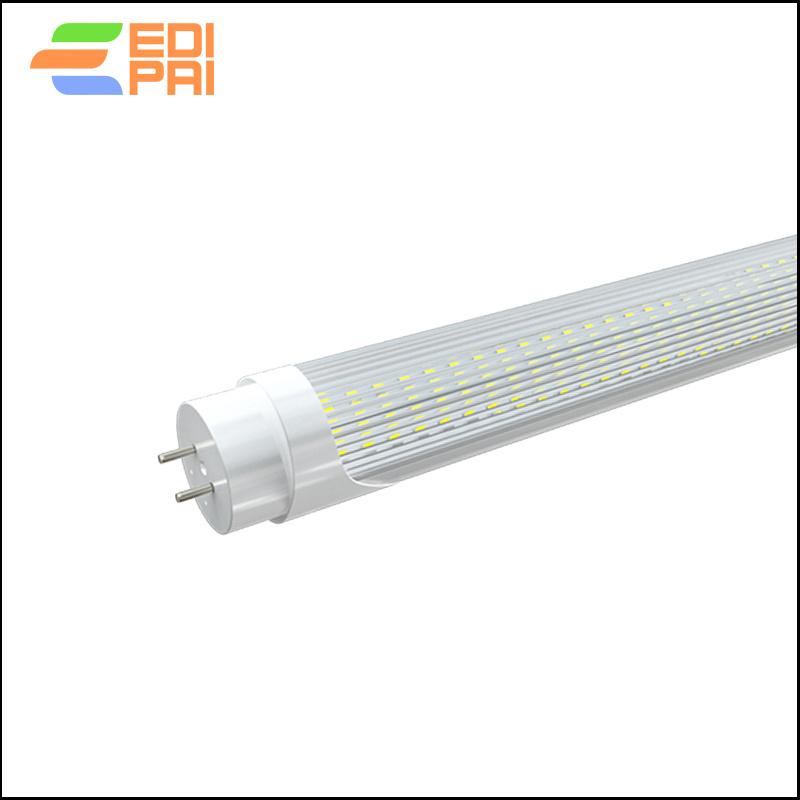 T8 LED TUBE Light 4ft 24W Type AB AL&PC 130lm/W 3120lm