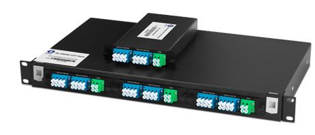 LC Quad Adapter SC type