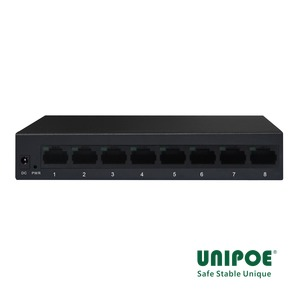 8*10/100Mbps Unmanaged Switch