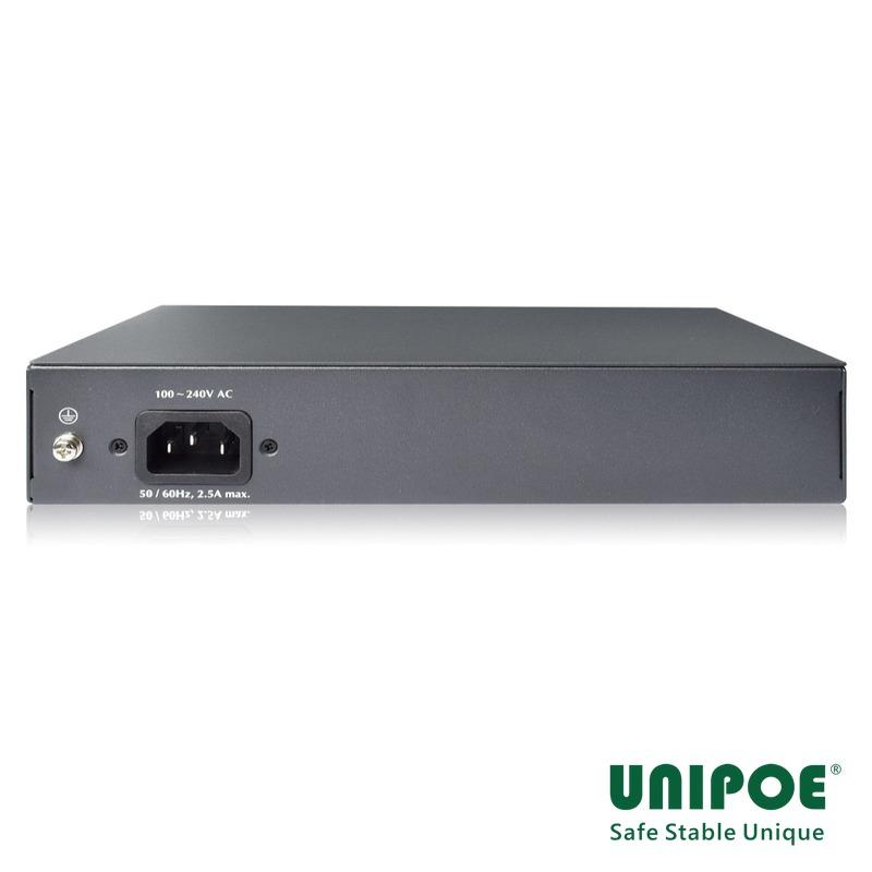 8*10/100Mbps+2GE Long-Range PoE Switch (Used with Long-Range Equipment)
