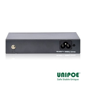 4*10/100Mbps+2FE Uplink PoE Switch