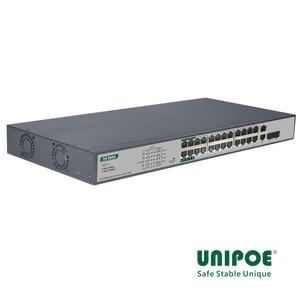 24*10/100Mbps+2G Combo Long-Range PoE Switch(Used With Long-Range Equipment)