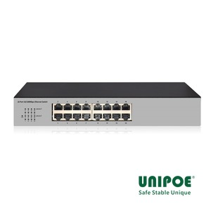 16*10/100Mbps Unmanaged Switch