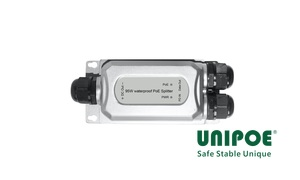 95W High-Power Waterproof PoE Splitter(Support 802.3af/at/bt Standard)