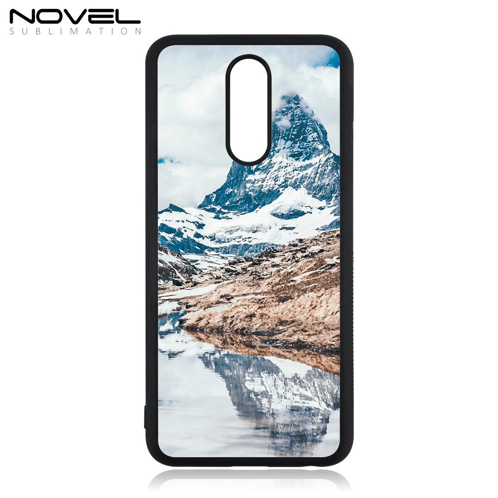 DIY Custom Sublimation Rubber Case 2D TPU Phone Shell For LG K40
