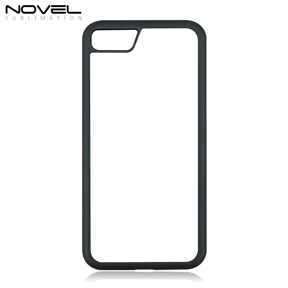 Hot selling!diy 2d tpu sublimation blank phone case for IP 7
