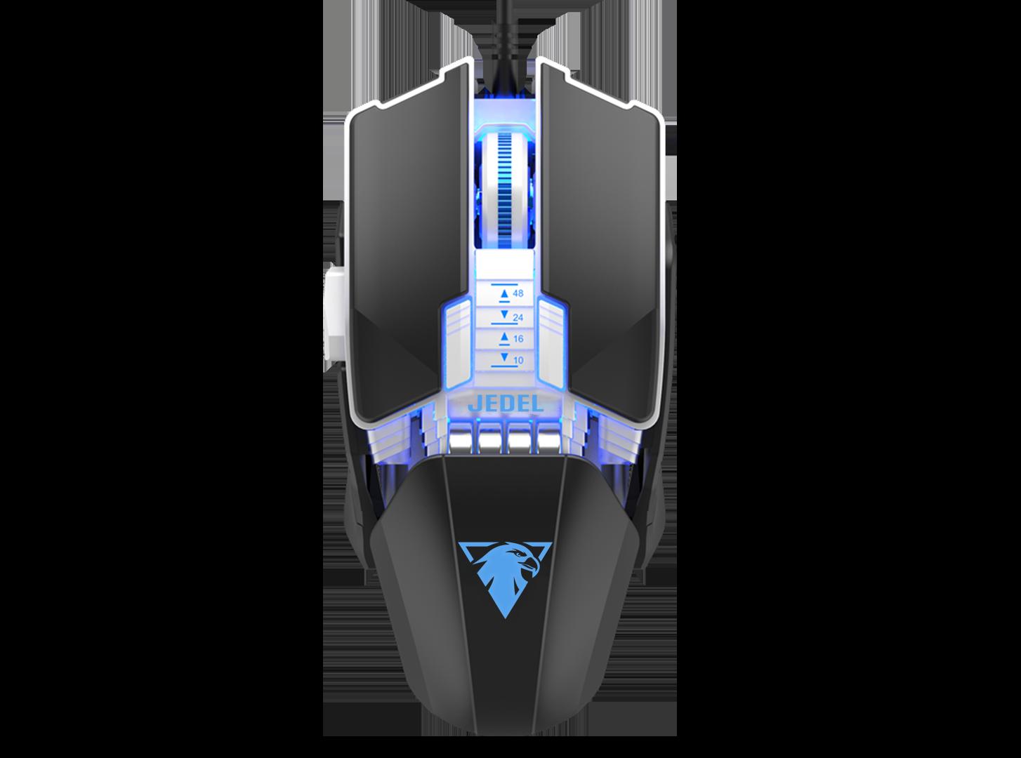 7D RGB mouse