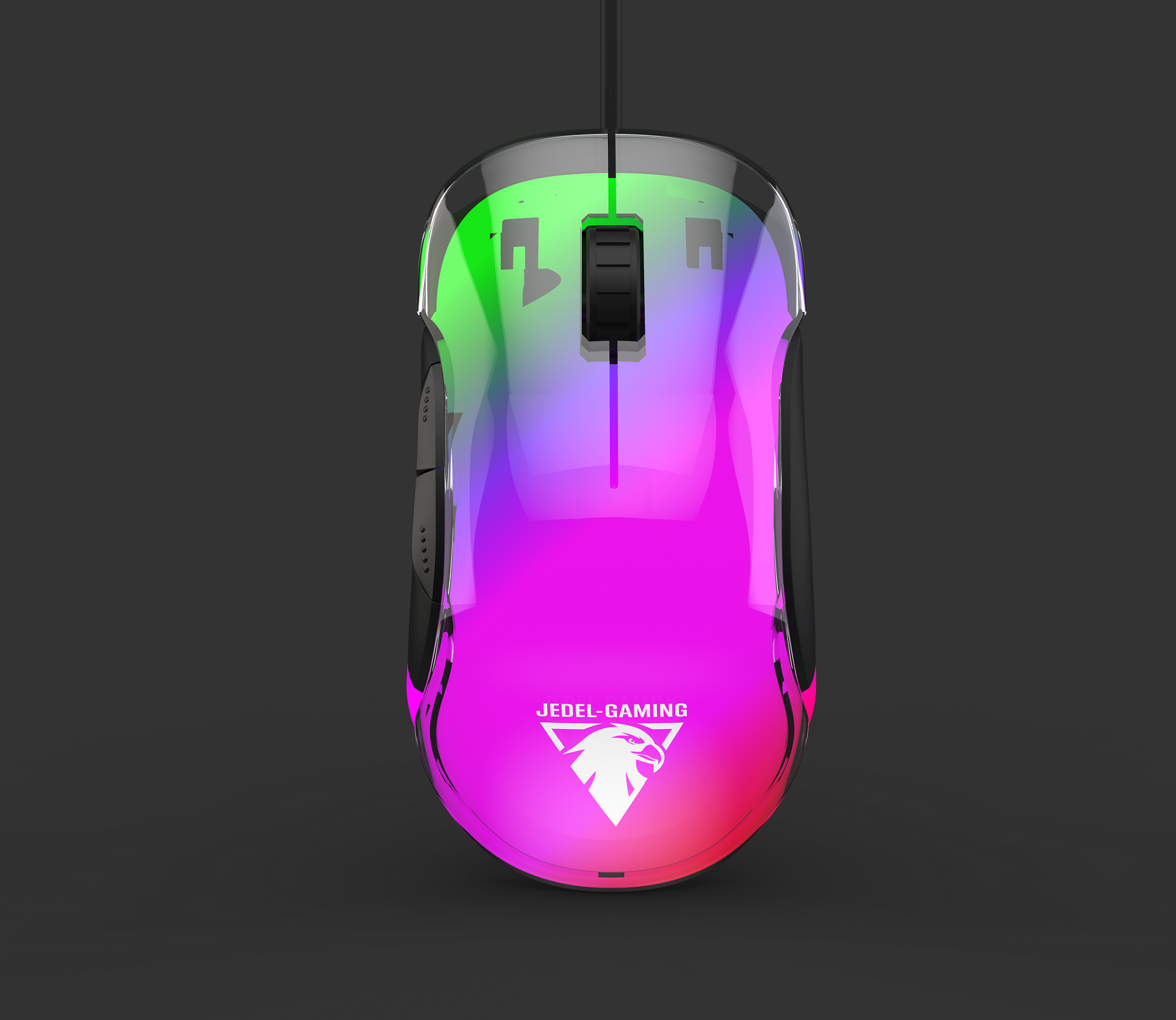 8D gaming mouse