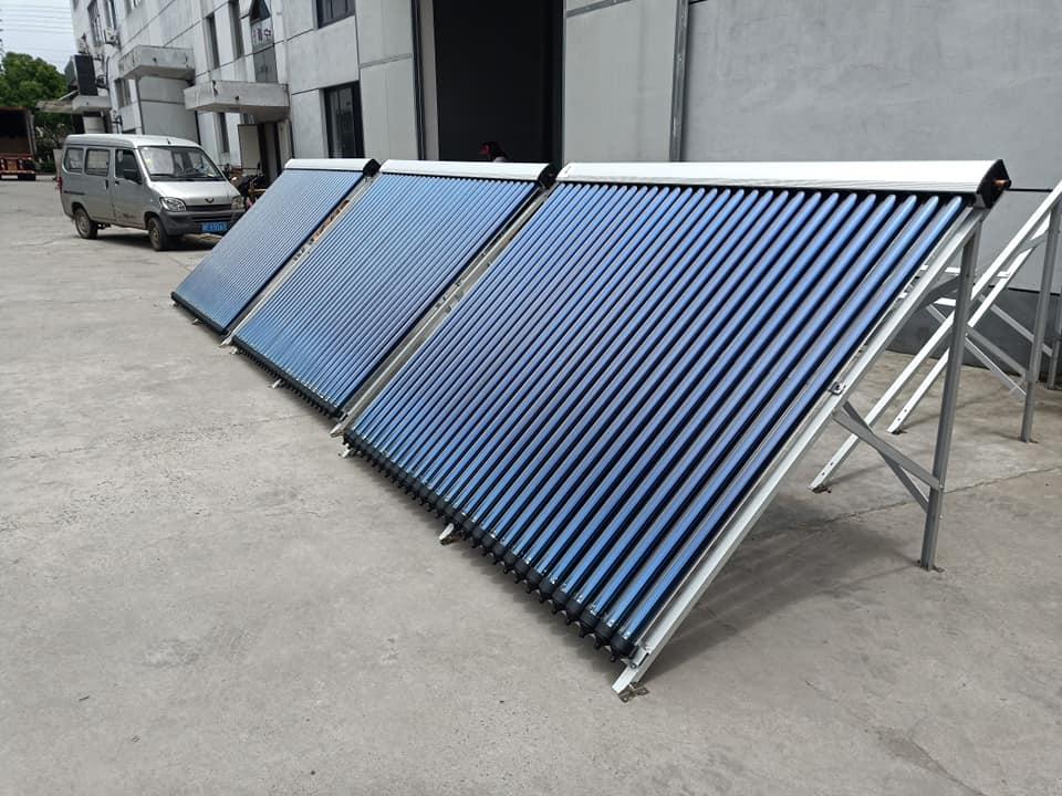 premium solar collector--24mm super heat condensor