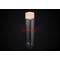 Solar crystal square LED bollard light