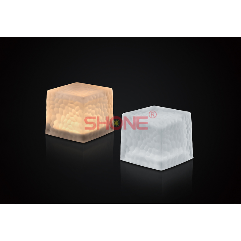LED发光墙砖 100x100x100mm
