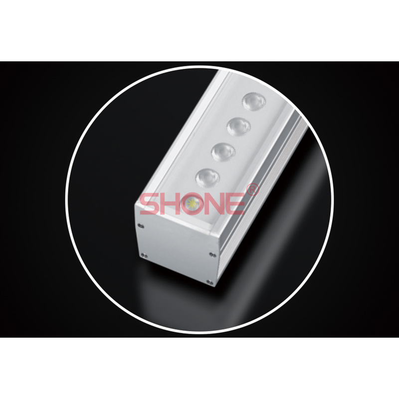 LED Wall Washer 70x68x1000mm