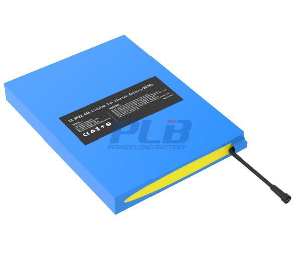 12.8V 23.1Ah LFP Solar Streetlight Battery