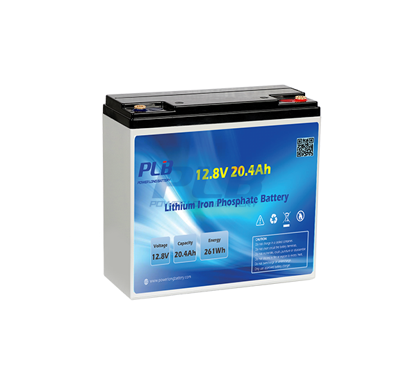 12.8V 20.4Ah LFP Lithium Replacement