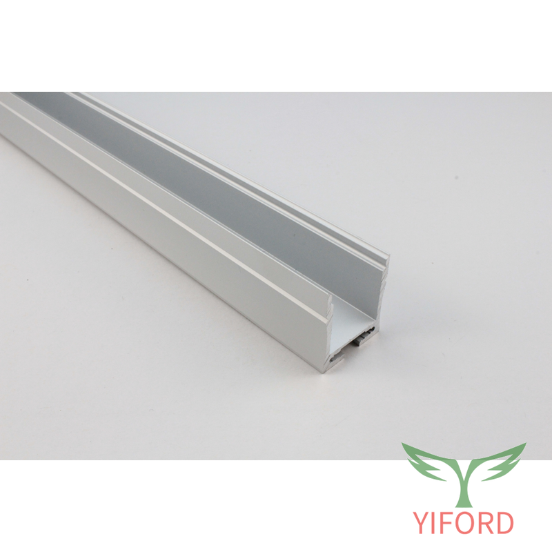 18mm for surface or recessed mounted