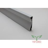 10 мм для поверхностного или утопленного монтажа