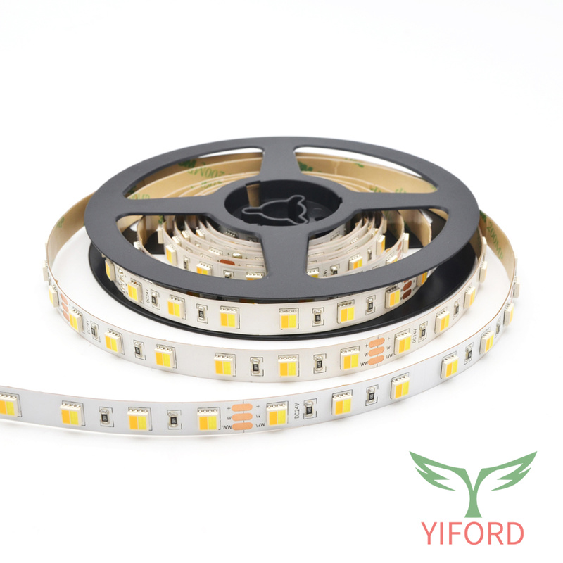 Bandes LED réglables 5050 CCT