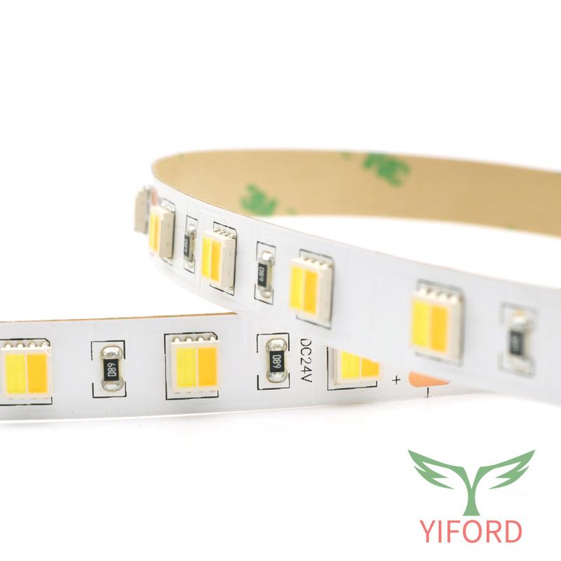 5050 CCT einstellbare LED-Streifen