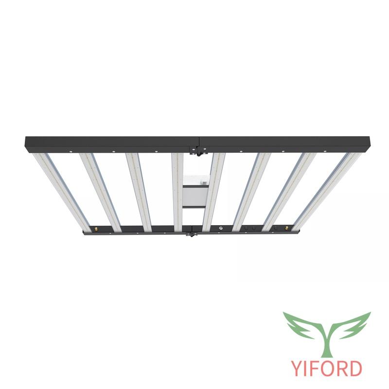 Modèle F LED élèvent la lumière