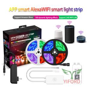 Умная световая полоса APP smart Alexa WiFi