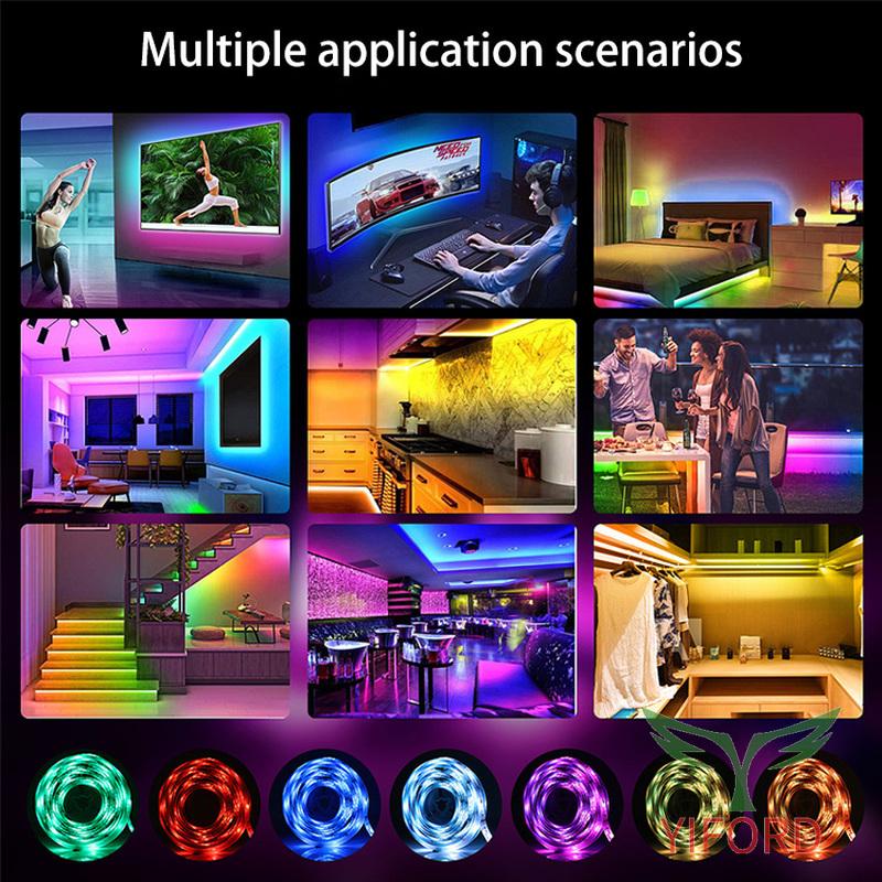 Magic 21-Tasten-Bluetooth-APP-Lichtleisten-Kit