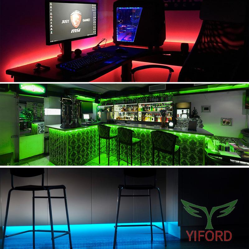 5050 RGB einfarbige LED-Lichtleisten