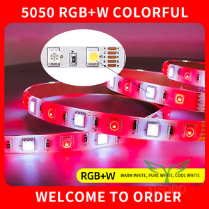 5050 BANDES LUMINEUSES COLOREE RGBW