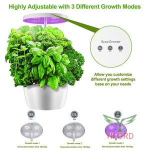 Sistemas de cultivo hidropónico inteligente YF-01 LED