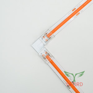 L-shaped Connector for COB led strips