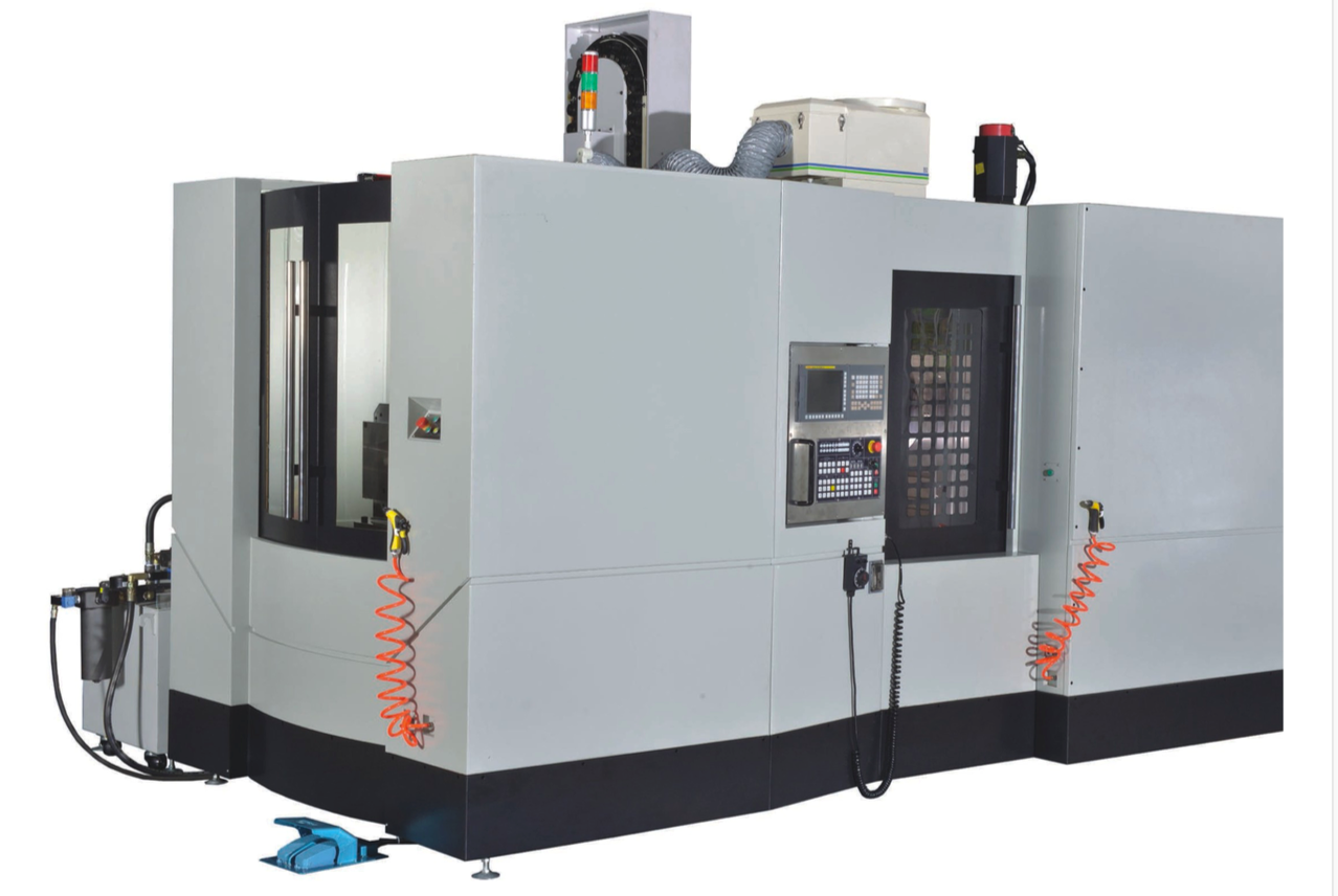 MBM-630 High Efficiency Production Horizontal Machining Center With Pallet Changer