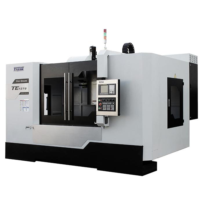 TE-1270 4 Linear Guideway Machine Center