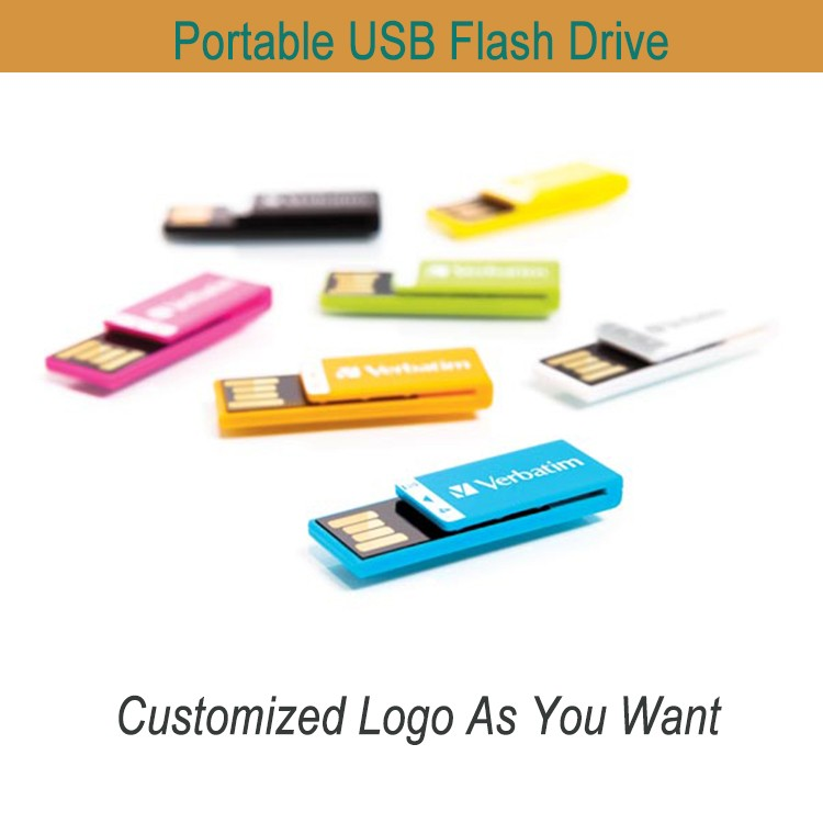 Small File folder Mini USB Stick USB flash Drives for Bulk 8GB