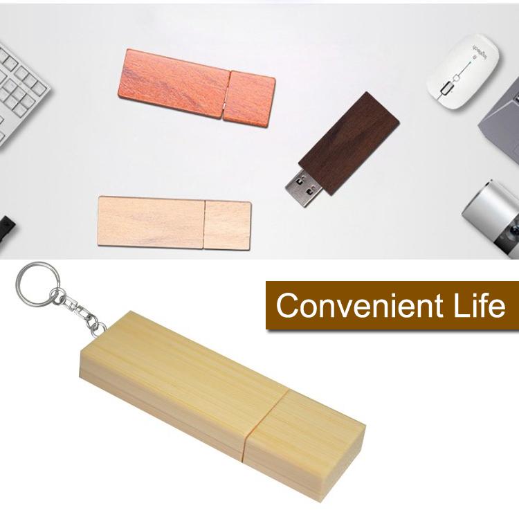 Wooden USB Flash Stick 32GB