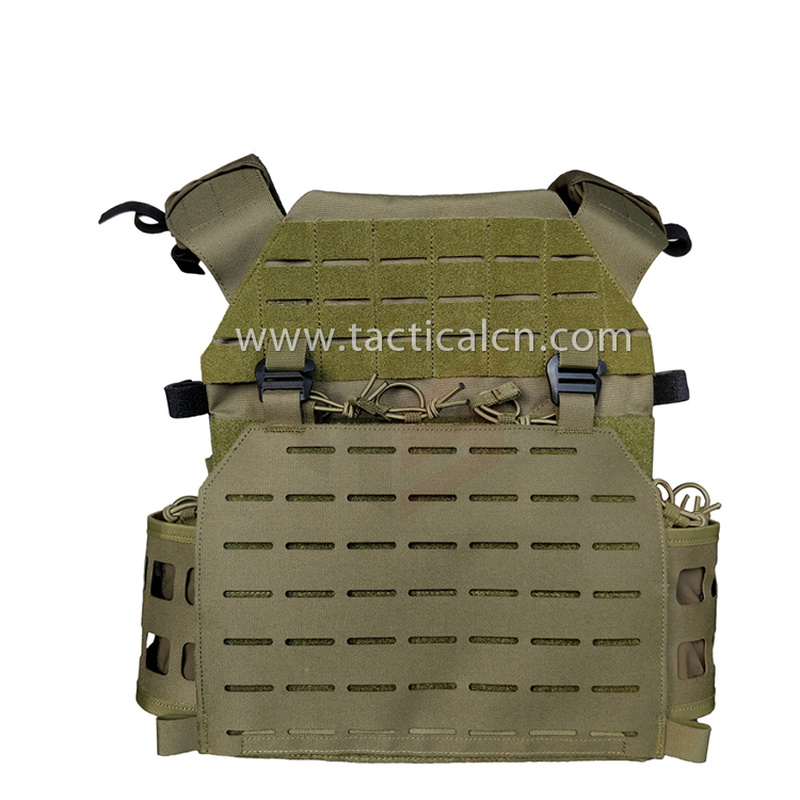 Utility Mens-outdoor Tactical Vest military Weight Plate Carrier Vest
