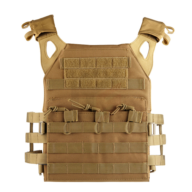 Adjustable Hunting Tactical pvc board Carrier vest Army Plate Magazine Airsoft Paintball Vest Outdoor Gears Accessories